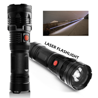 2000M Irradiation Distance Laser Flashlight JG-LFL01