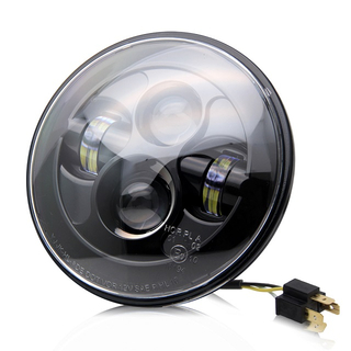 Automotive 7 Inch Led Headlights for Cars J003A