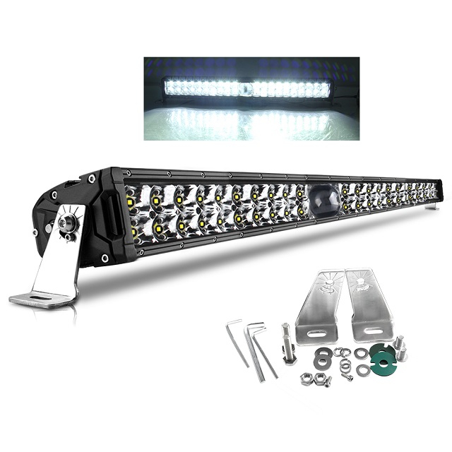 Laser Led Light Bar Super Bright Off Road with Exposure distance 2000m JG-L9620