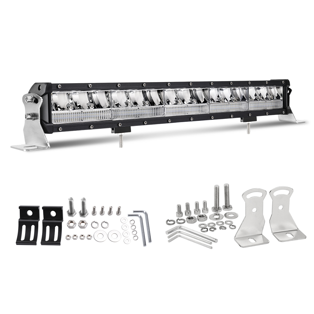 Eagle Series ® New Anti Dazzle Bottom Luminescence Big Cup LED Llight Bar JG-9624L