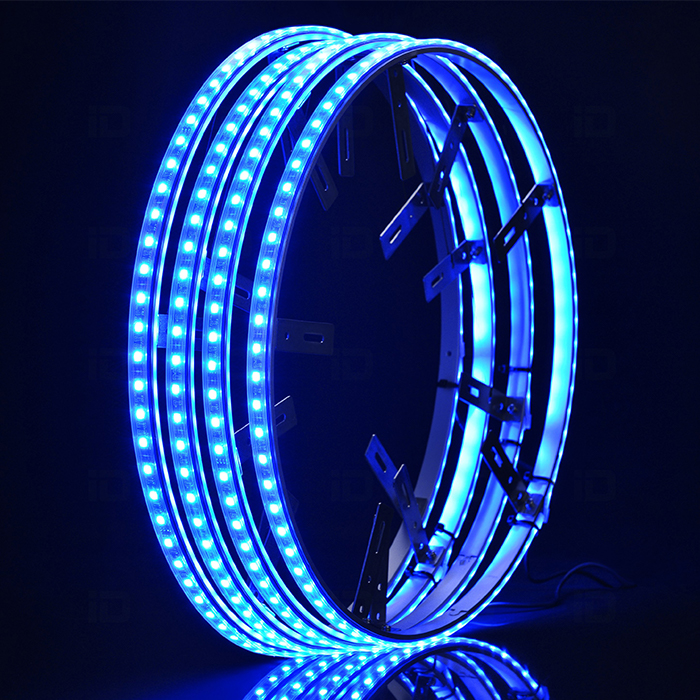 RGB Led Wheel Ring Lights for Truck JG-WR1
