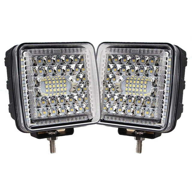 4 inch 43W LED Work Lights for Truck Come Beam JG-957F