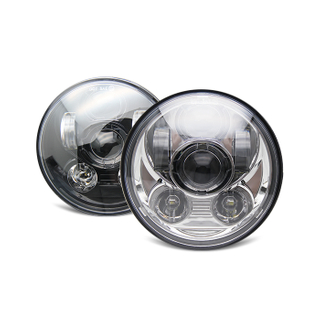 "50W/30W 5.75"" Inch Led Headlight DOT for Harley JG-M003D"